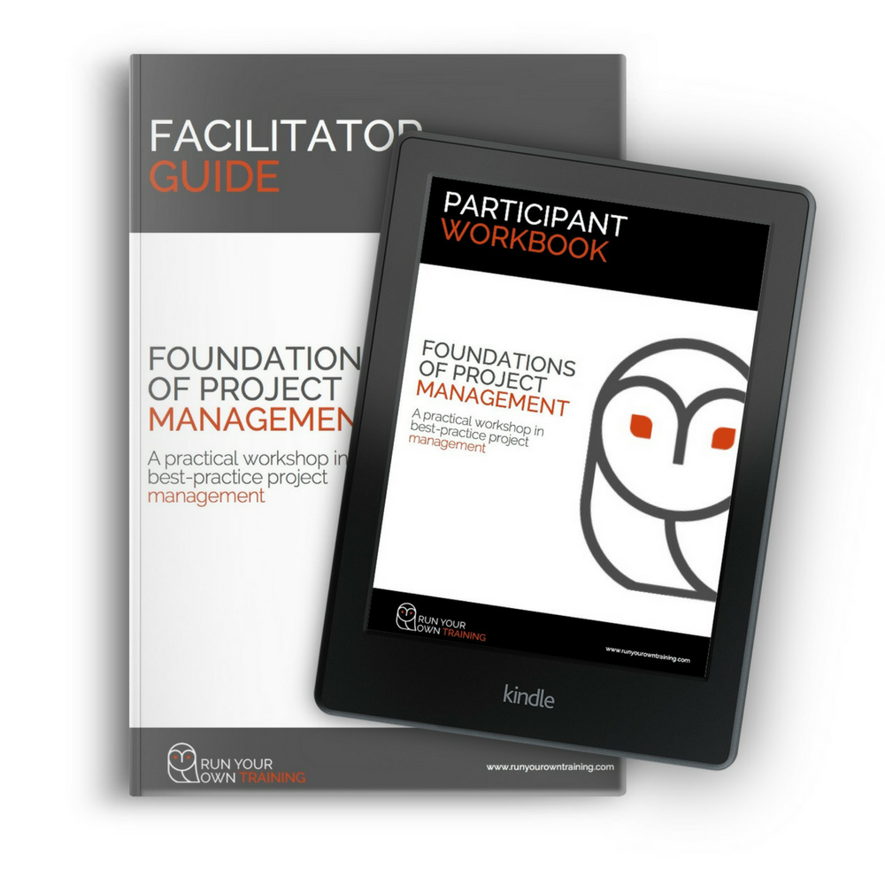 Foundations of Project Management