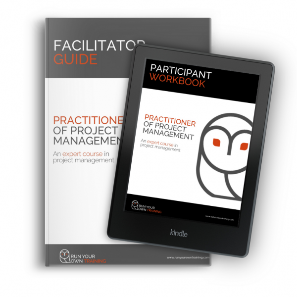 Run Your Own Training - Practitioner - book & ipad