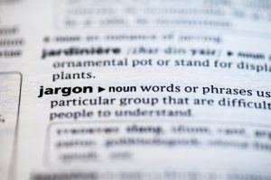 overcome project management jargon