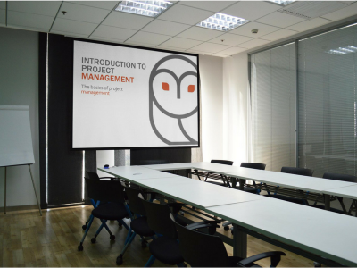 ntroduction to Project Management Class